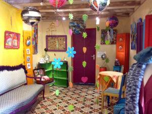 Chez Rosalie centre artistique Aubignan exposition art