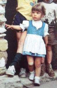 Eva Garçon photo petite Eva et Rosalie Eva créa et tralala